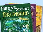 Drumshee series: Children's books on Irish History