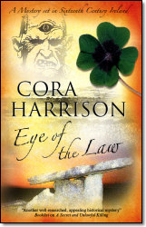 Eye of the Law, the fifth Burren mystery