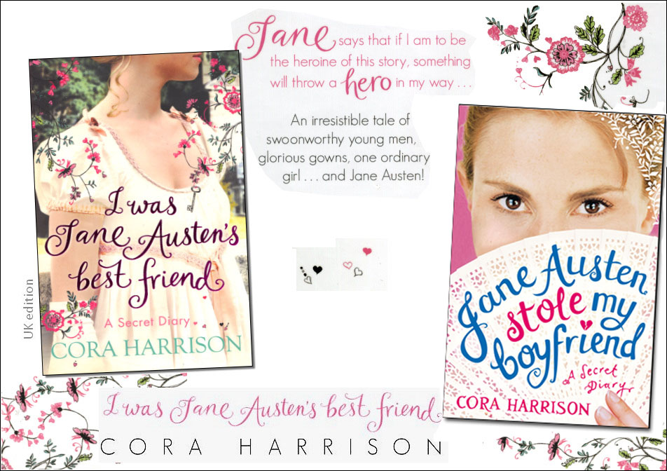 I Was Jane Austin's Best Friend by Cora Harrison
