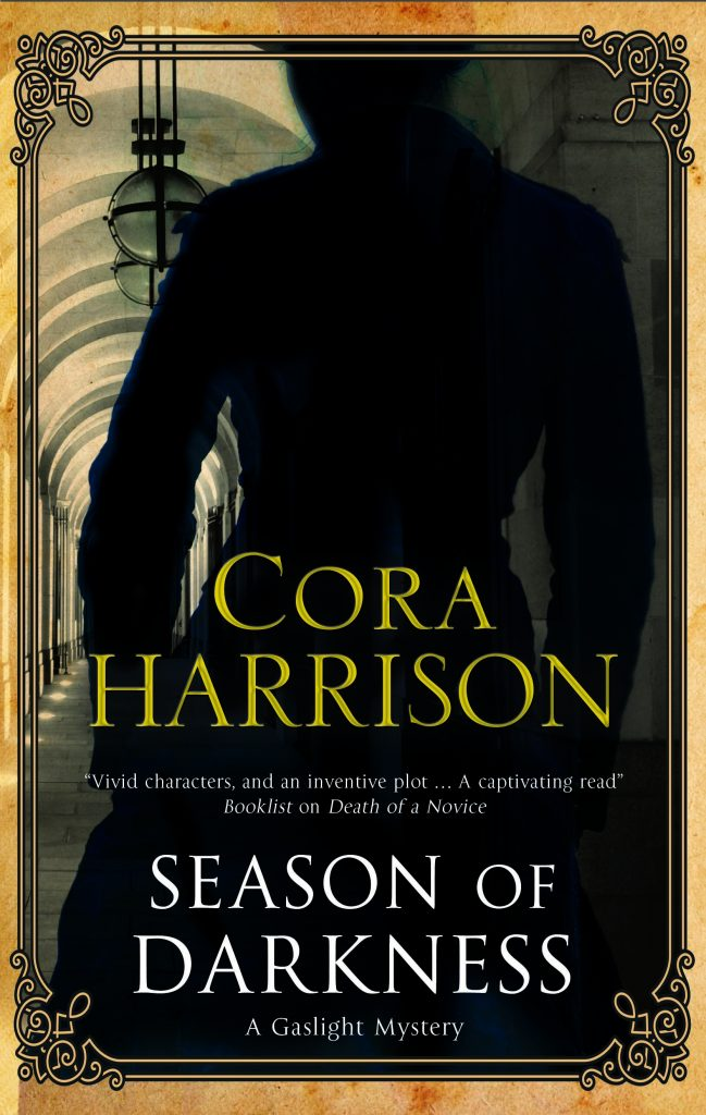 Season of Darkness By Cora Harrison