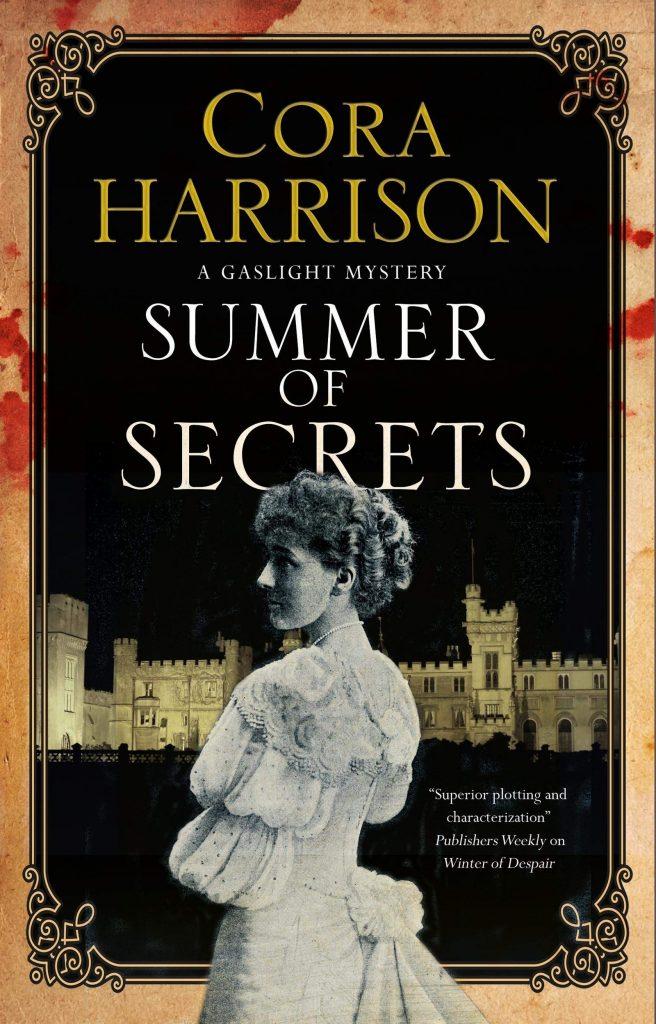 Summer of Secrets by Cora Harrison