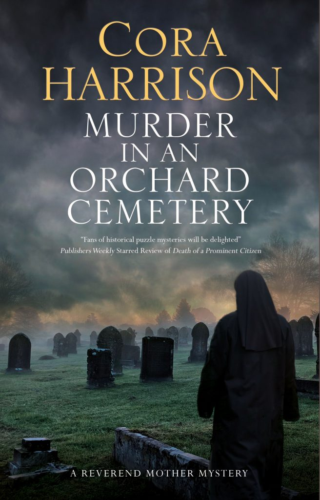 Murder in an orchard cemetry